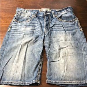 BKE Jean shirts